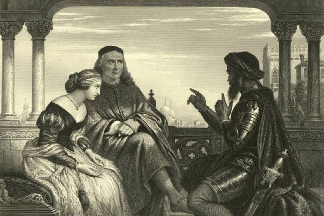 кредитом, отелло картинки шекспир иллюстрации как лерой, мне