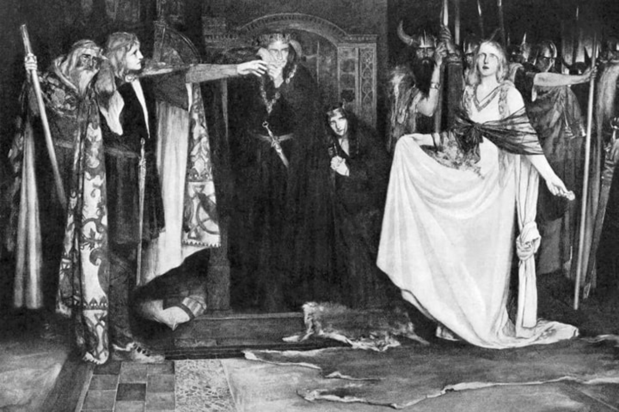 the objectification and oppression of ophelia in william shakespeares play hamlet William shakespeare: hamlet fantasies of maternal origin in shakespeare's plays, hamlet to the tempest feminism / hamlet / ophelia / rhetorical.