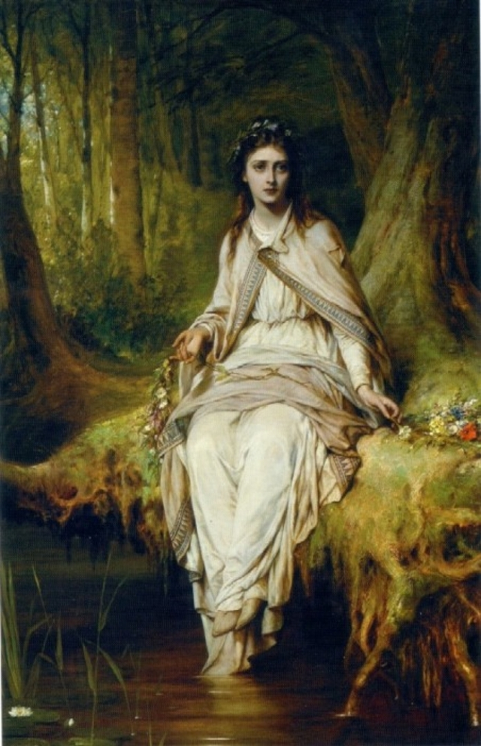 the ineffectual and impressionable characters of ophelia and gertrude in hamlet by william shakespea Ophelia and gertrude essay written by william shakespeare hamlet was one of the well and essential principal characters, ophelia was explained and.