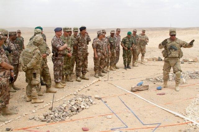 Асад: Иордания готовится к интервенции в Сирию по указке США
