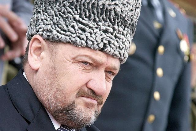 В Махачкале новая улица будет названа именем Ахмата Кадырова