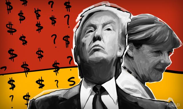 Министр финансов ФРГ: Мы можем найти «неконфронтационное решение» с США