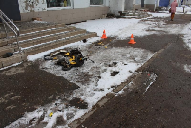 «Водитель вышел, за голову схватился»: подробности страшного ДТП в Ижевске