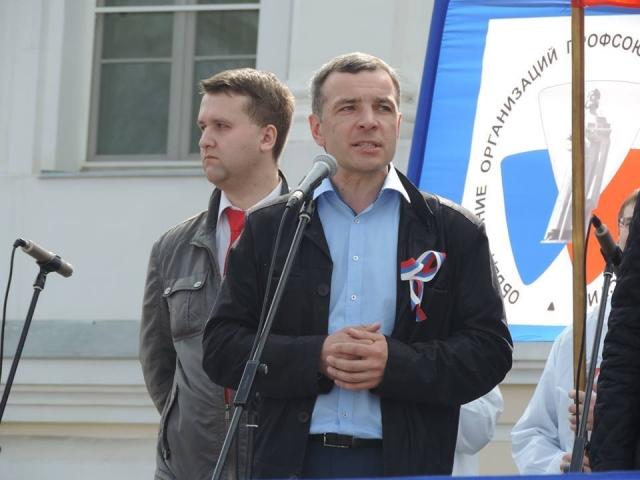 Бывший глава Ярославля идёт в муниципалитет города от «Единой России»