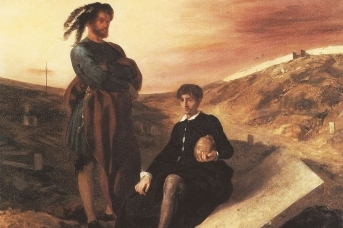 relationship between hamlet and horatio shakespeare s hamlet