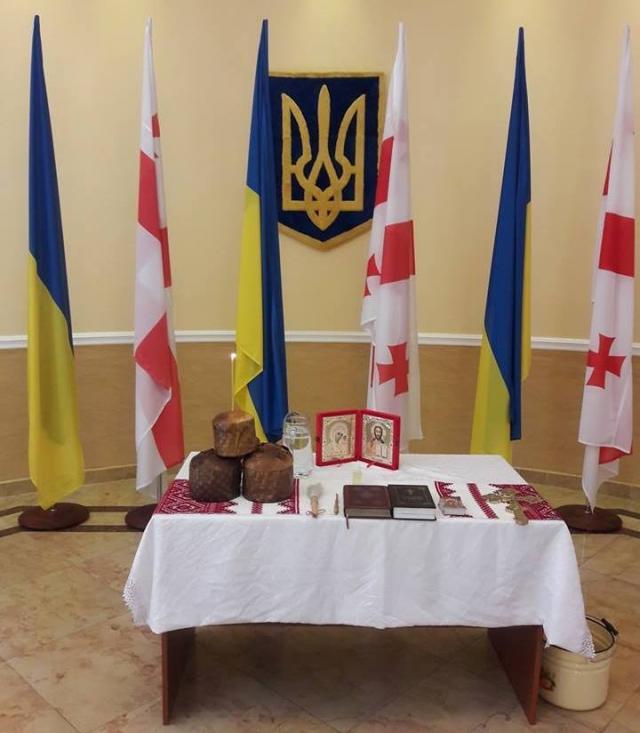 Стоит ли Тбилиси для Киева литургии раскольников?