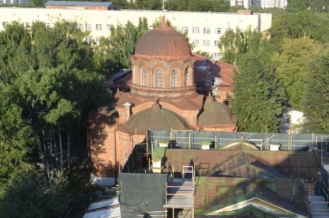 На Урале управление по охране памятников проверит законность сноса храма