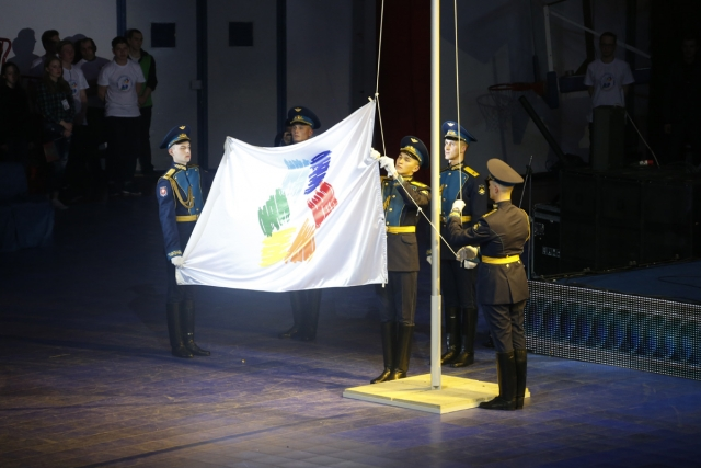В Екатеринбурге завершились «Дельфийские игры-2017»