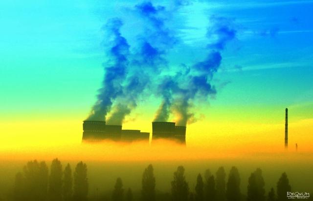 Свалка на Украине примет ядерные отходы. После освоения денег
