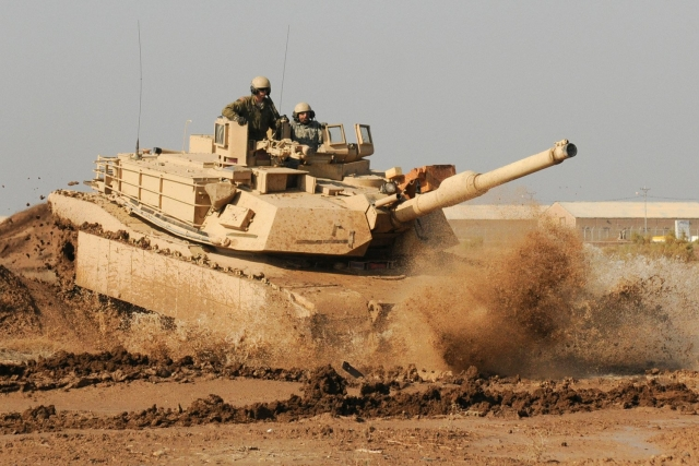 M1 Abrams ВС США