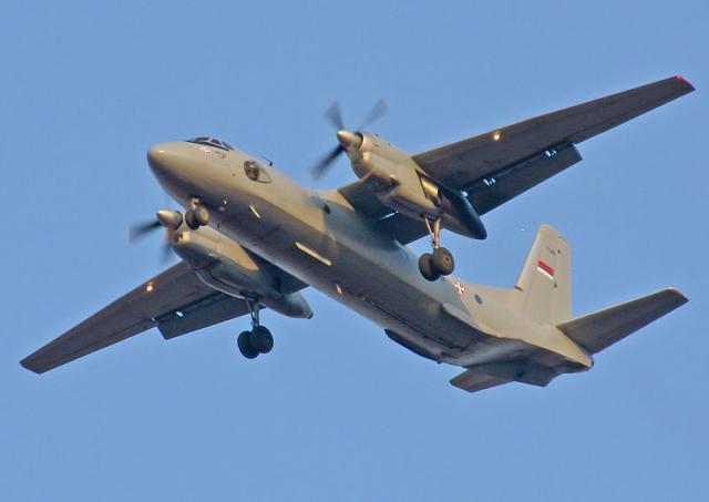 На Кубе разбился пассажирский самолет Ан-26