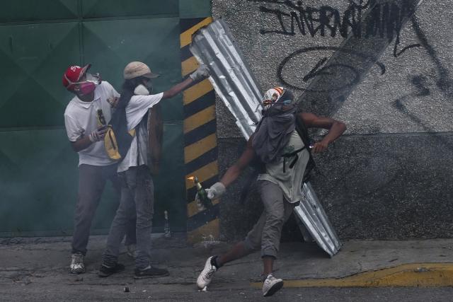 Альтернатива для Венесуэлы: военное положение или военный переворот?