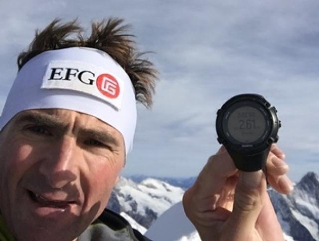 Альпинист Ули Штек погиб на Эвересте