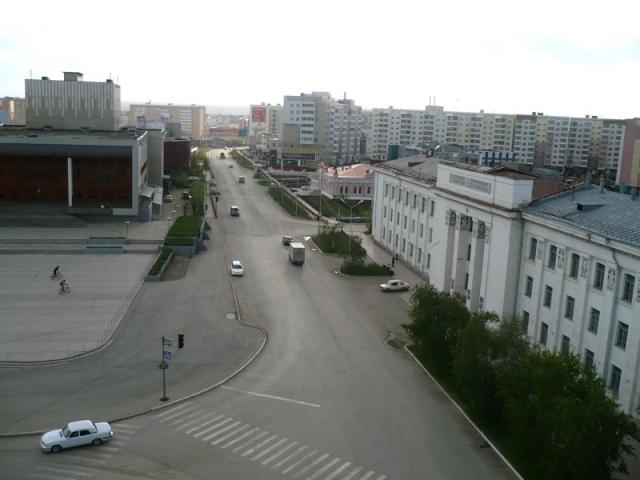 Якутск, Якутия