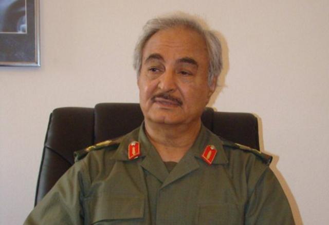 Халифа Белкасим Хафтар