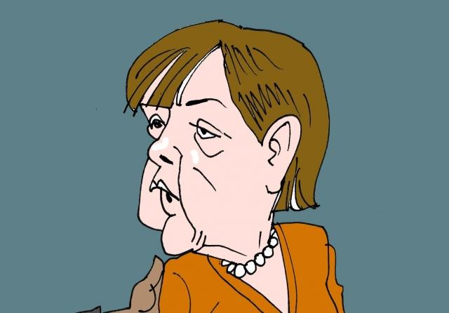 За геев Чечни перед Путиным попросила  Ангела Меркель