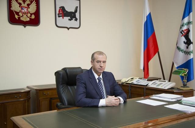 Губернатор Сергей Левченко: Моя партийность не мешает работать с Москвой