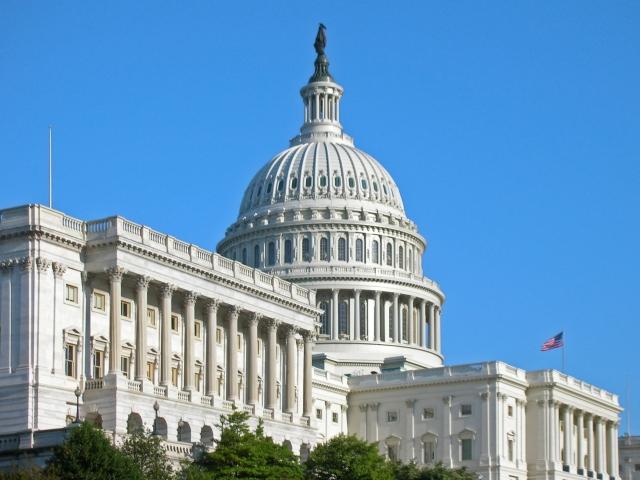 Вашингтон Здание Конгресса