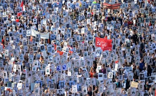 В Казахстане журналистам запрещают освещать акцию «Бессмертный полк»