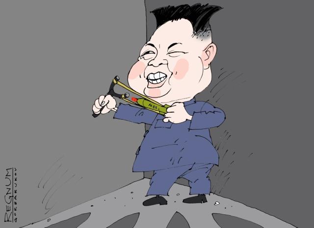 США раззадоривают Северную Корею, Китай молчит