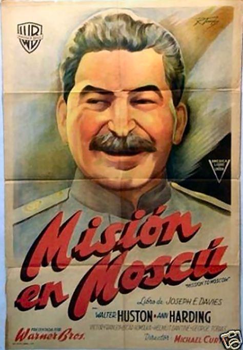 Сталин на плакате времён войны