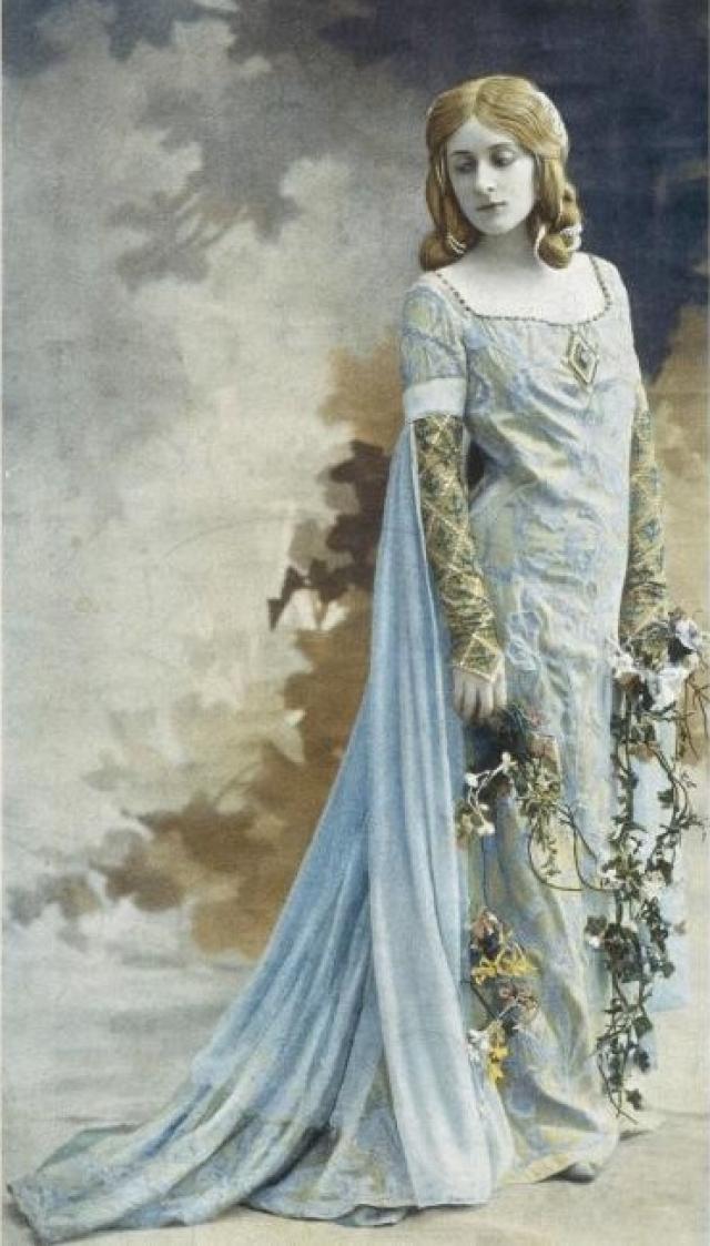 Мелисанда. 1902