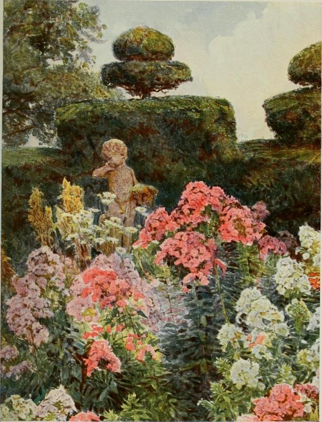 Морис Метерлинк. Старомодные цветы. 1906