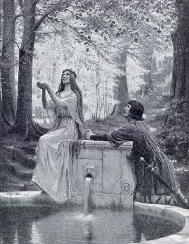 Эдмунд Лейтон. Пелеас и Мелисанда. До 1923