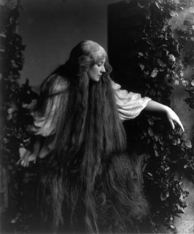 Мелисанда. 1908
