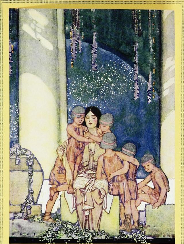 Помолвка. 1920