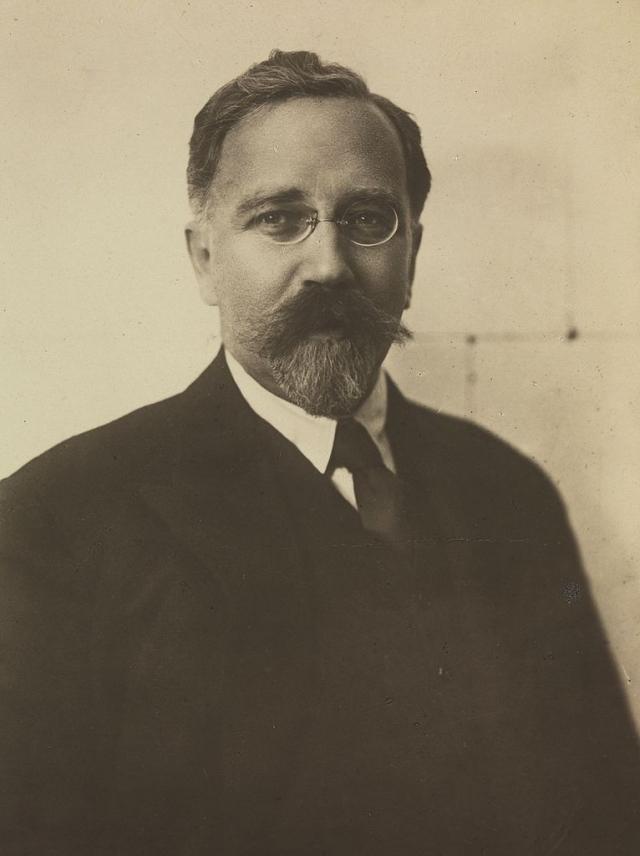 Лев Борисович Каменев. 1923 год