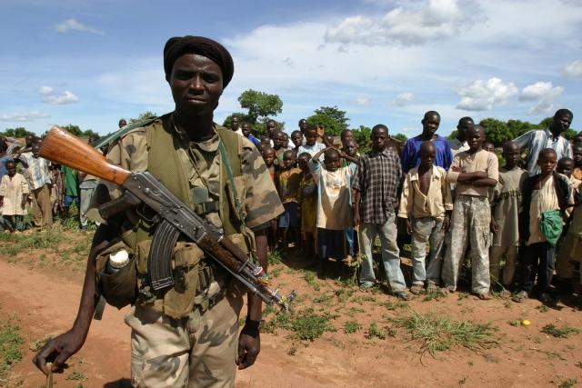 «На кону стоит целое поколение Южного Судана»