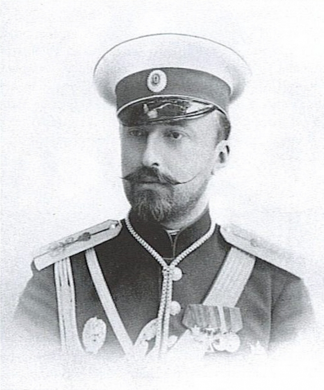 Князь Николай Михайлович. Около 1875