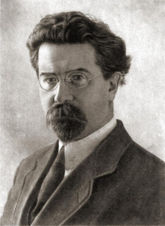 Виктор Павлович Ногин. 1924 год