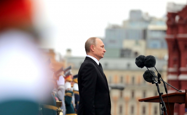 Путин: «Нет, небыло инебудет силы, которая моглабы покорить наш народ»