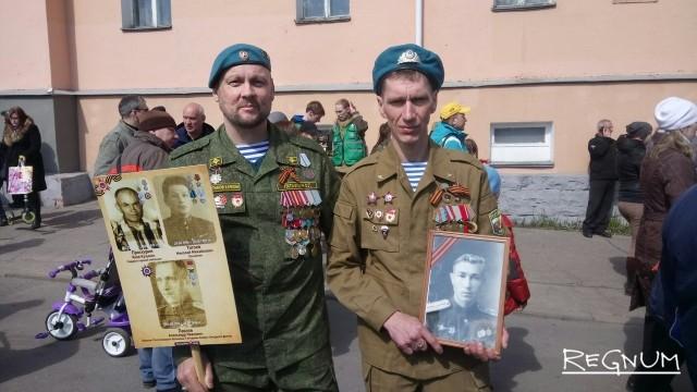 Сергей Гатаулин и Андрей Соколов