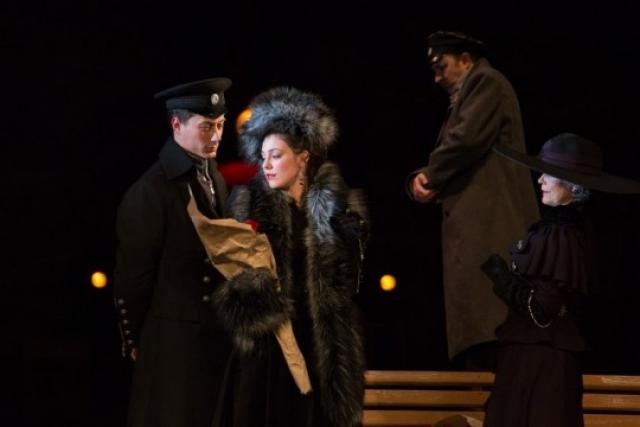 В Ярославле пройдут гастроли Севастопольского театра