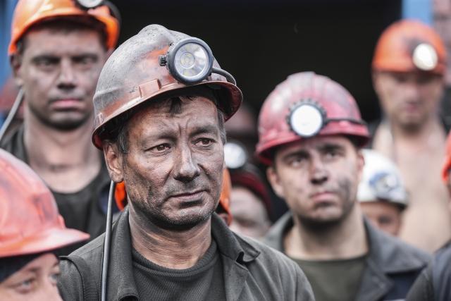 Персоналу донской угольной компании-банкрота «Кингкоул» оказали матпомощь