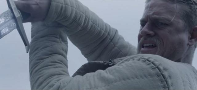 Критики негативно высказались о новом фильме Гая Ричи «Меч короля Артура»