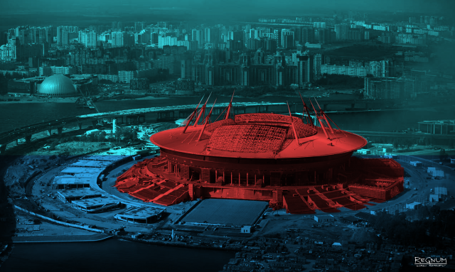 Стадион «Санкт-Петербург» рождён не для футбола?