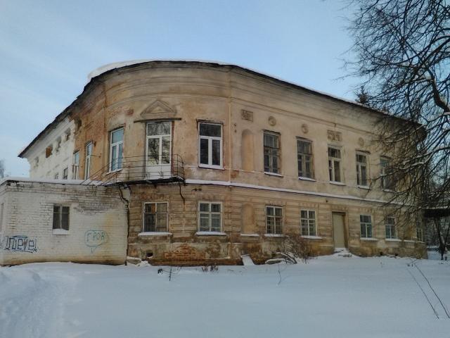 В Ярославле усадьбе Коковцева хотят уменьшить территорию в два раза