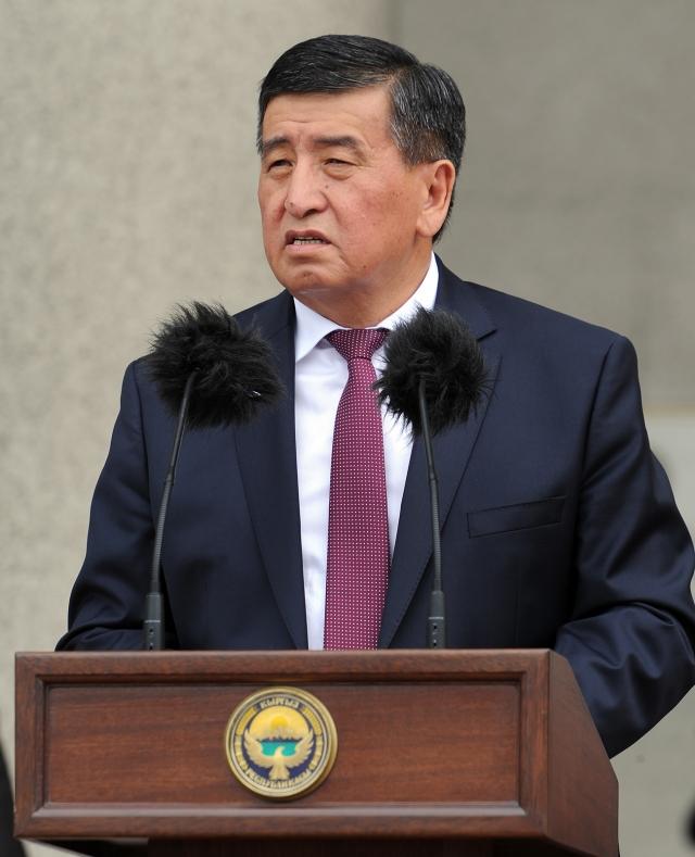 Президент Киргизии выбрал преемника