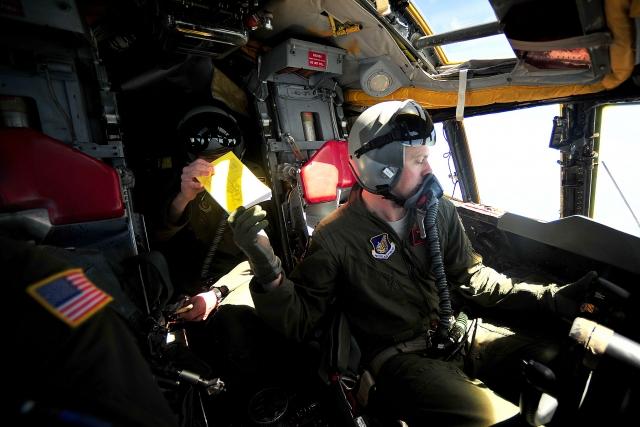 Пилоты ВВС США