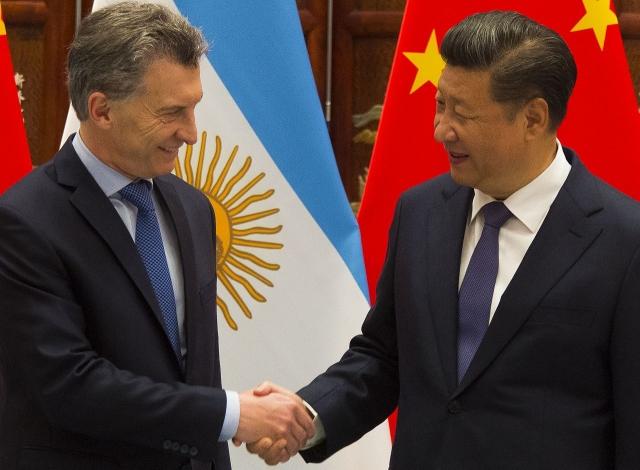 «Президент Аргентины поехал «капитулировать» перед Китаем»