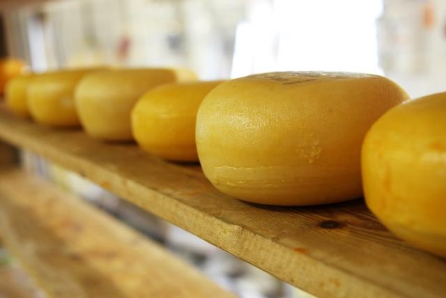 Россельхознадзор запретил ввоз сыров и масла из Белоруссии