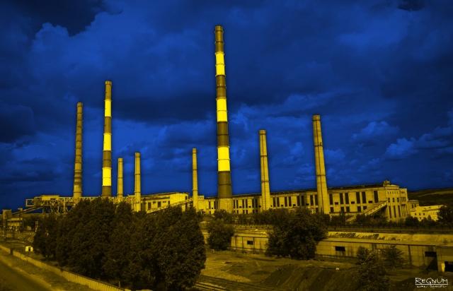 Обзор энергетики Украины