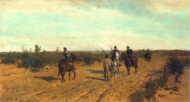 Русская Польша: восстание 1863 года