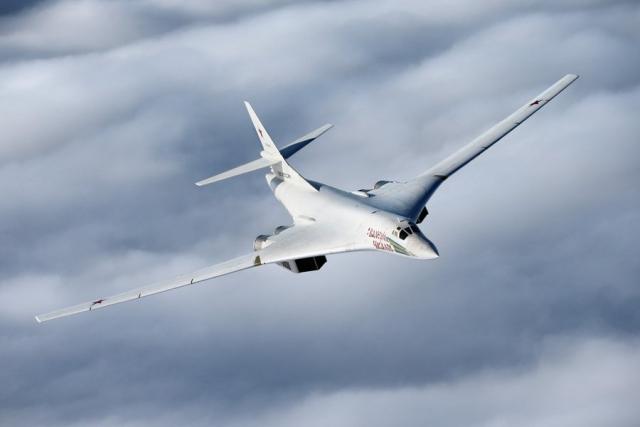 Казанский авиазавод запустил производство реактивных ракетоносцев Ту-160