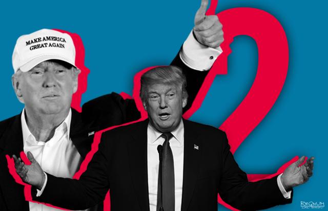 Опрос: Рейтинг Трампа достиг минимального уровня