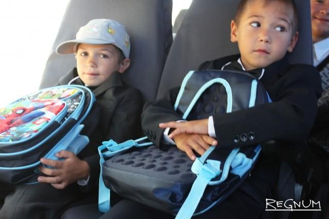 1 сентября в селе Башкирии: дети ездят за 12 километров, школа ждёт